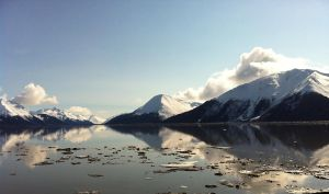 Turnagain arm by JWFisher
