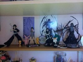 Bleach Action Figure Zone by AngyValentine