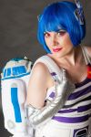 Star Wars Human R2D2 by LittlePhoenixCosplay