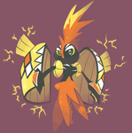 Tapu Koko by SarahRichford
