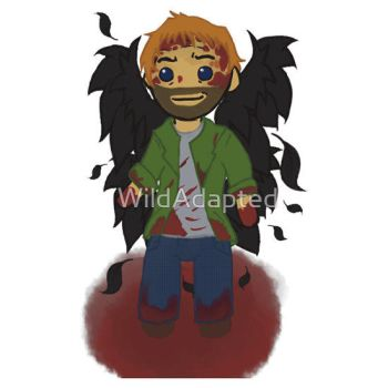 Chibi Lucifer by Wild-Adapted