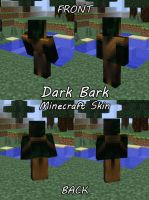 Dark Bark Minecraft Skin by TheFlyinFerret
