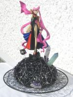 Sailor Moon Black Lady / Wicked Lady Model Kit by OmegaXII