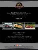 Demonspeed Magazine Ad by aibrean