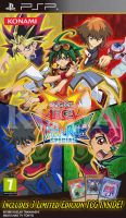 YGO ARC-V Tag Force Special Fan Cover English by KogaDiamond1080