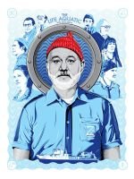 The Life Aquatic by tracieching
