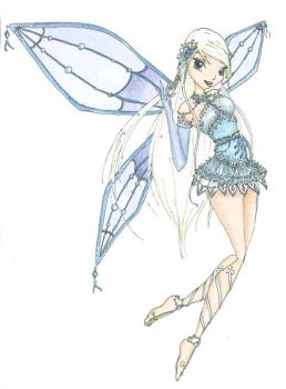 request:winx oc : Noel by The-Angel-Of-Light