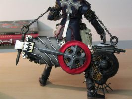 Gungrave Figure 3 by neozombiewheat