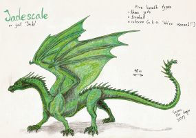 Meet Jadescale by Saeros2006