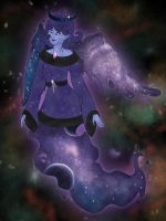 Constella the Angel of the Nebula by I-am-PrOxY