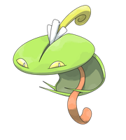 #??? Nuphore by Smiley-Fakemon