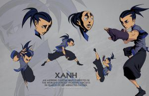 Xanh by Tongman
