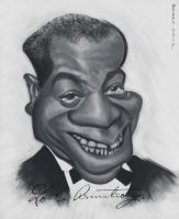Louis Armstrong by jonesmac2006