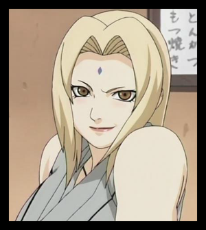 Tsunade by CaptainYangX