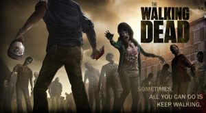 Walking Dead Badass Lee Wallpaper by insanedictator