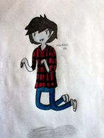 Marshall Lee by bongoluvspokemon