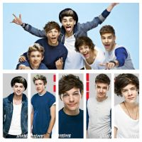 One Direction Collage 3 by I-Love-Music-1996