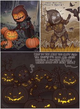 TESO: The Witches Festival 2 by Isriana