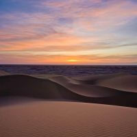 a new day in the desert by psychonaute