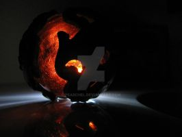 Fire Ball by pearchel