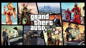 Grand Theft Auto V by TheEnd1984