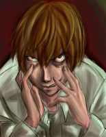 Light Yagami by Oboe