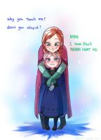 Elsa'll never hurt me by A-KAchen