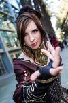 WonderCon 2014 - Morrigan by BrianFloresPhoto