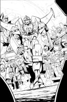 Transformers 21 page 4 by GuidoGuidi