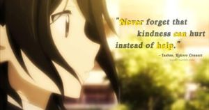 Anime Quote #158 by Anime-Quotes