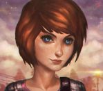 Max Caulfield by Yanporfirio
