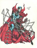 Lady Spawn by jlbhh1977
