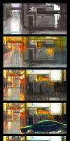 Rain And Run - Tutorial by sinakasra