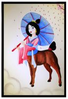 disney Project: Mulan by MaiSanrius