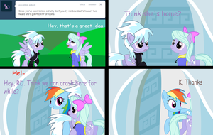 Flitter / Cloud Chaser Tumblr 1 by Kdogfour