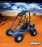 Smart - Offroad Go Cart by rebel56