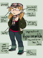 IMPRACTICAL ID by hyperionwitch
