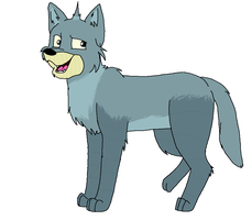 Bender Wolf by Asp3ll