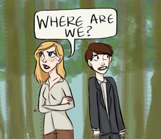 Where are we? by wondernez