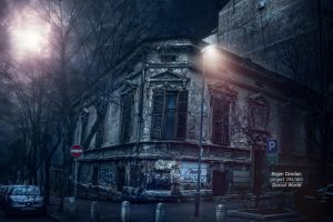 Dorcol World by Dzodan