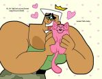 Jorgen loves his Cat by Cookie-Lovey