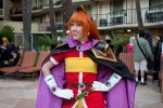 Lina Inverse - ALA 2013 - DAY 1 by EriTesPhoto