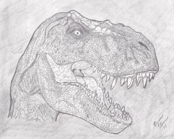 T-Rex by selector67
