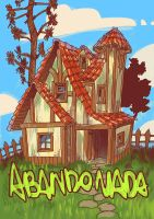 Abandon House by mendigo-amigo