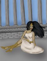 Princess Diana of Themyscira by comicalclare