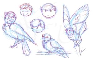 1-17-15 TahirSketches by RoninReaver