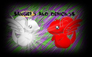 $Angels And Demons$ by SoySabri