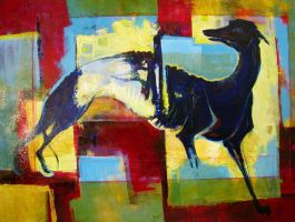 Greyhound by Paiden