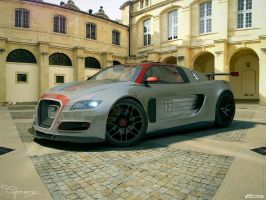 Audi aQa version-3 15 by cipriany