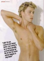 Mitch Hewer...Yes Please by mikey-mcflea